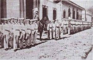 История гондурас