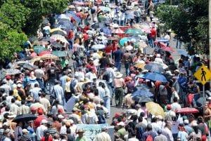 Население гондурас