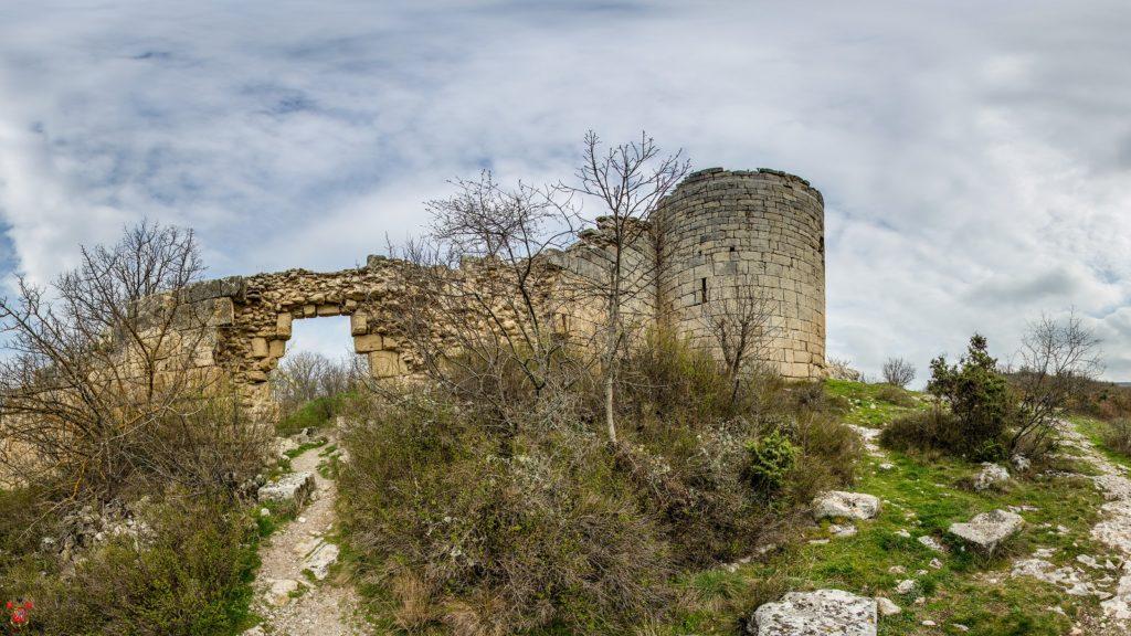 Челтер-Коба и Сюйреньская крепость