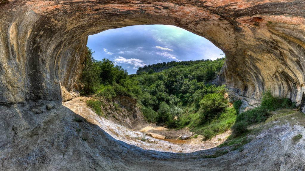 Пещера Фатьма-Коба