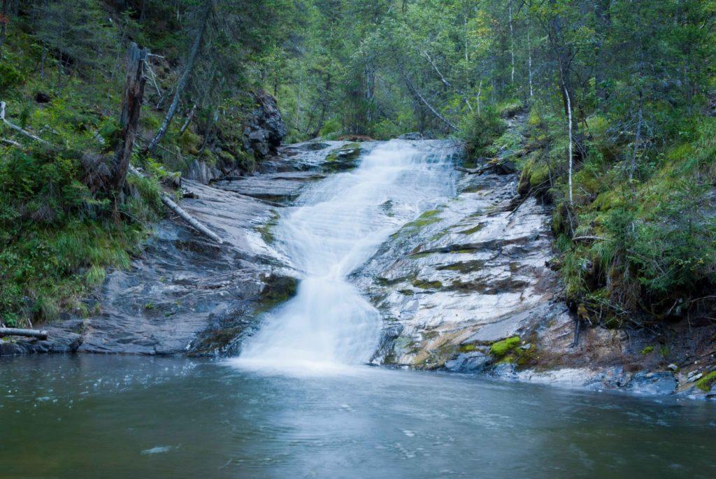 Шинокские водопады
