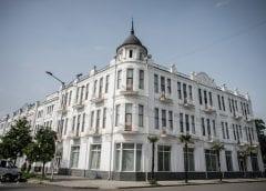 Здание в Сухуме