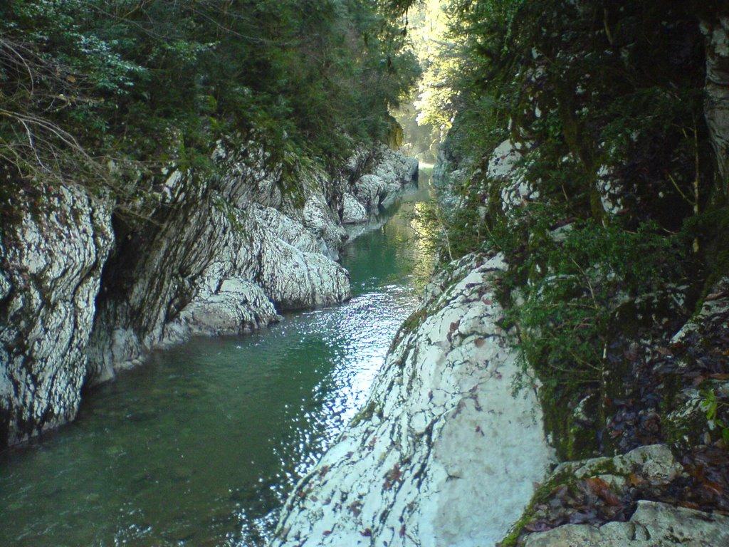 каньон Чертовы Ворота