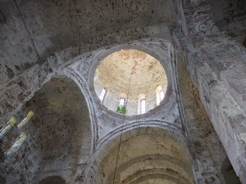Потолок Моквского храма