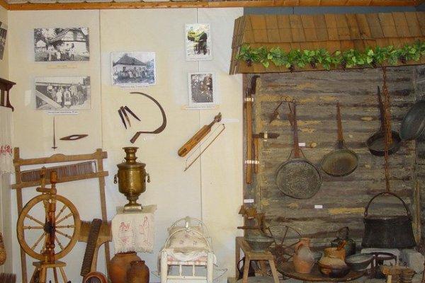 Музей в Красной Поляне