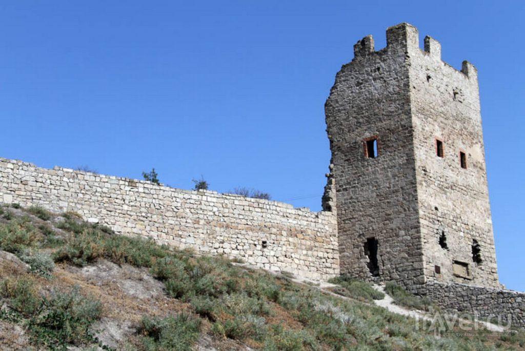 fortress_in_feodosia_valery_shanin