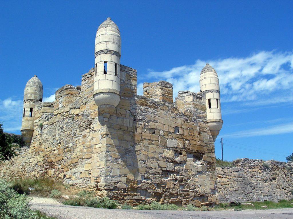 Башня Чобан-Куле (башня Ди-Гуаско)