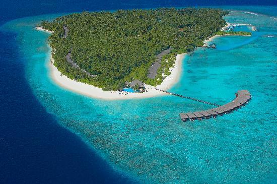 Атолл Фаафу (Мальдивские острова)