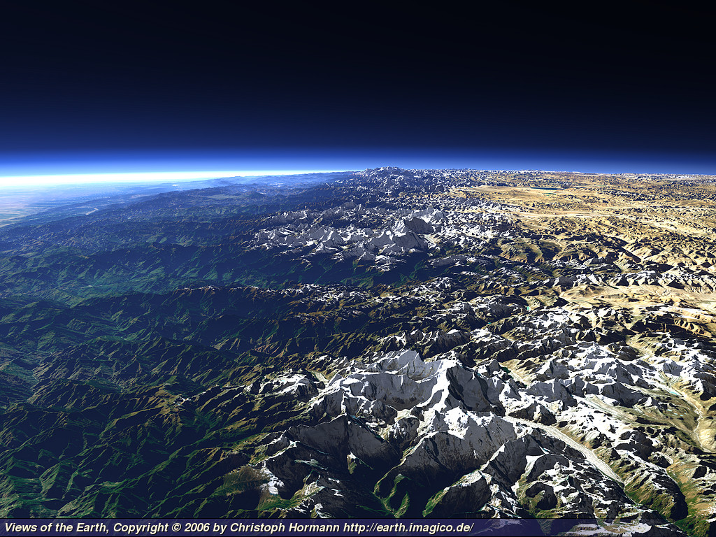 Гималаи: cамые высокие горы в мире
