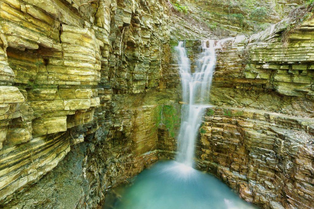 Водопады Наджиго (Россия, Наджиго)