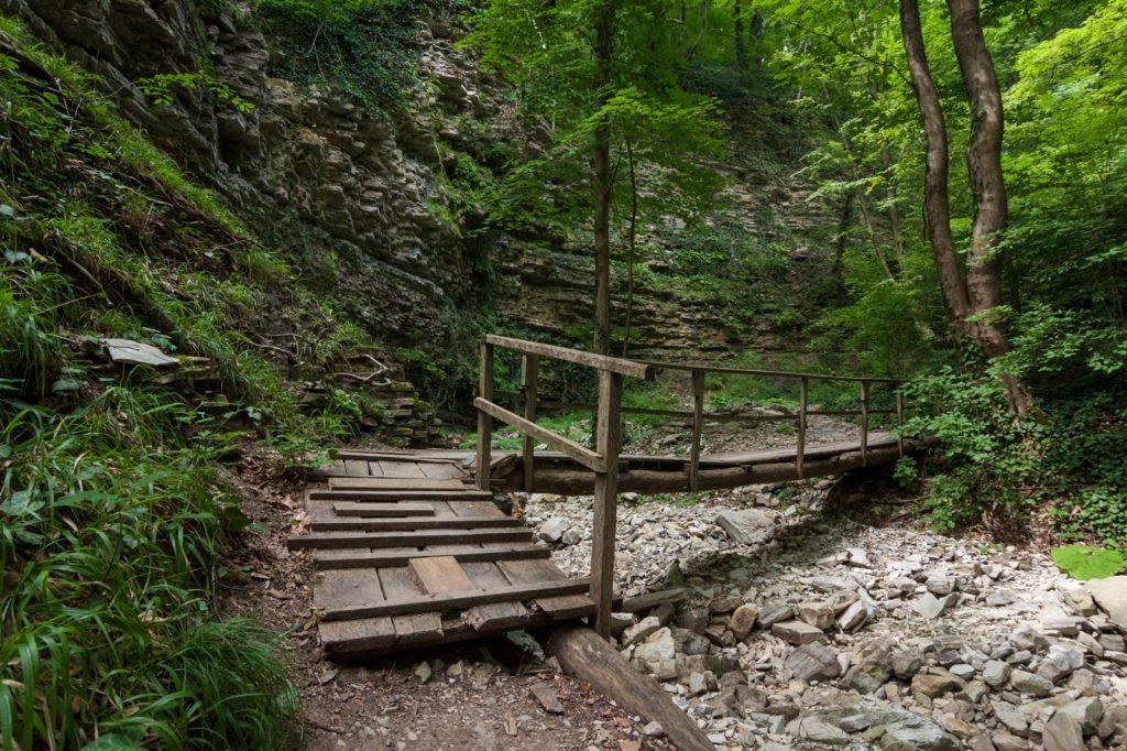 Водопады Наджиго сочи поход