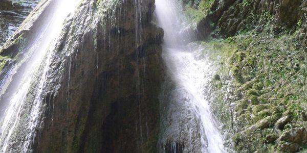 Водопады и ущелье Наджиго