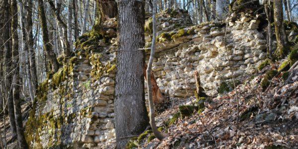 Крепость Мамай-Кале