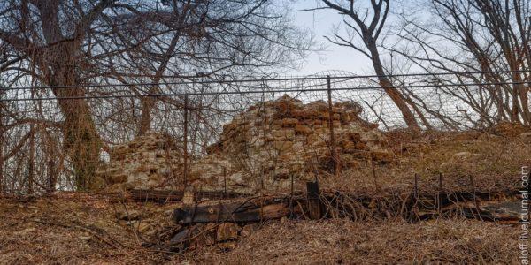 Руины Мамай-Кале