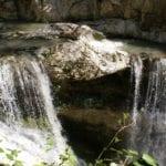 Свирское ущелье водопад