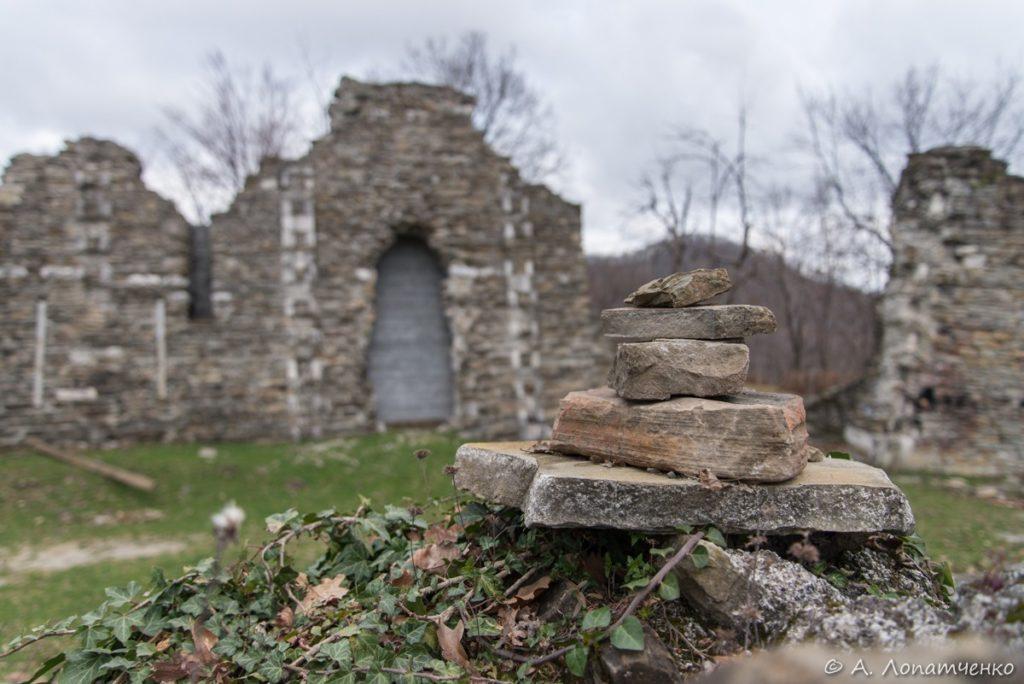 Крепость Годлик Сочи отдых