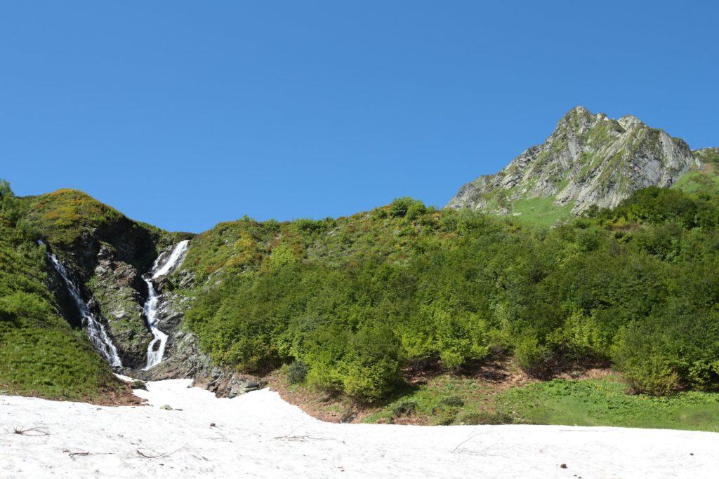 ачипсинские водопады природа отдых