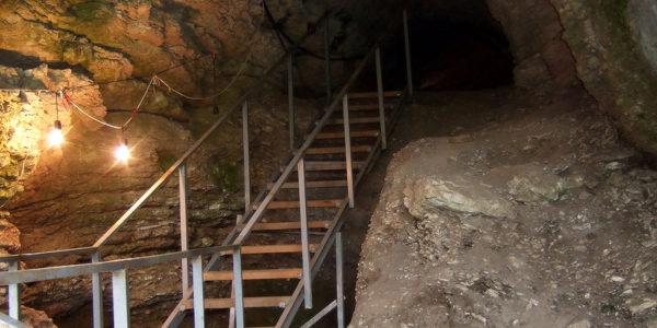 Ахштырская пещера таблица слоев