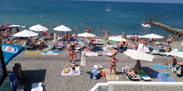 Баракуда Пляж чистый пляж