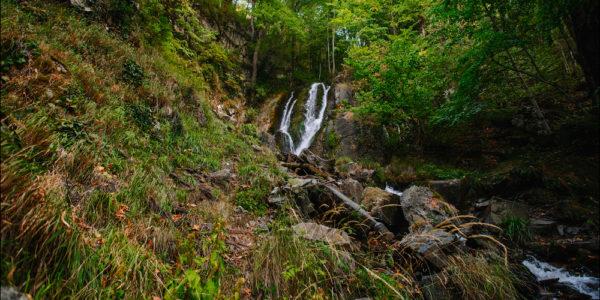 Водопад Кейву окресности