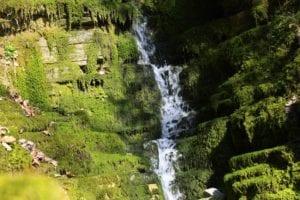 Водопад у Тигровая пещера