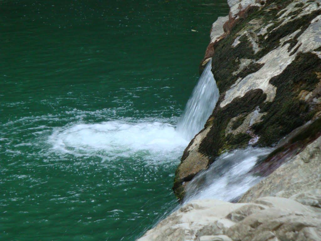 Дагомысские корыта или Озера Любви целебная вода