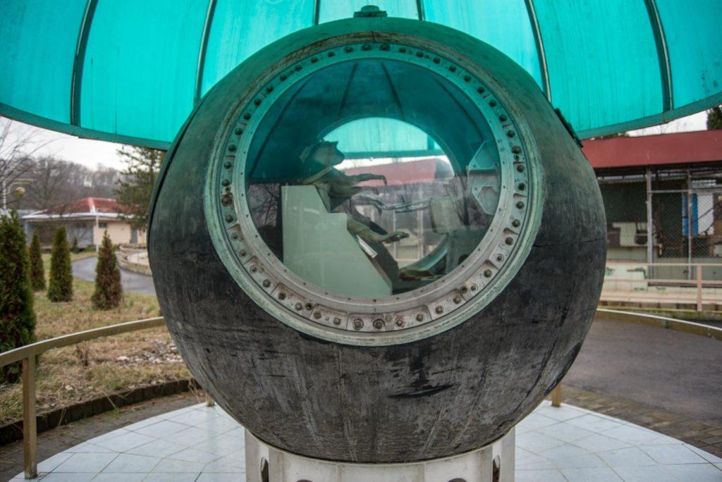 Обезьяний питомник в Адлере космонафт