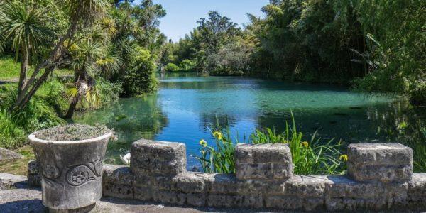 Парк Южные культуры у воды