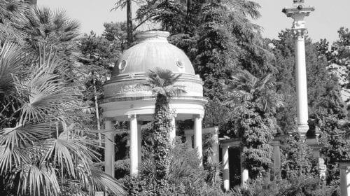 Парк дендрарий история