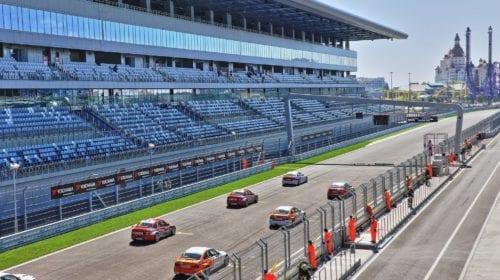Трасса Формулы – 1