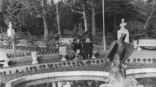 Парк ривьера сочи фото