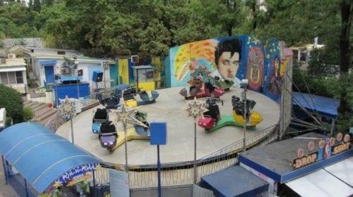 Рок-н-ролл парк рьвьера