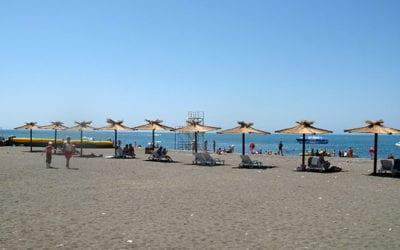 пляж ривера