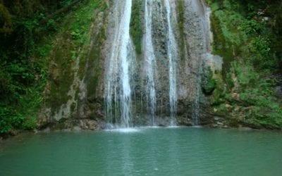 Водопад в Берендееве царстве
