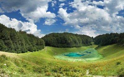 Хмелёвские озера