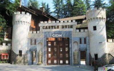 Замок Двин