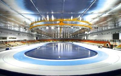 Крытый конькобежный центр Адлер Арена