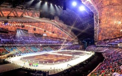 Олимпийский-стадион в Сочи
