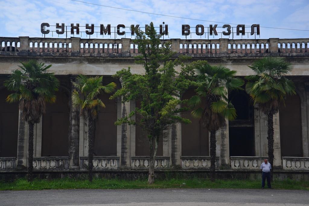 Абхазия сегодня фото до и после требуют, чтобы