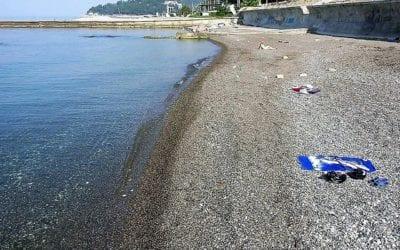 Дикие пляжи Хостинского района