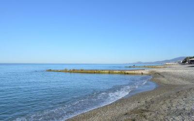Дикие пляжи сочи