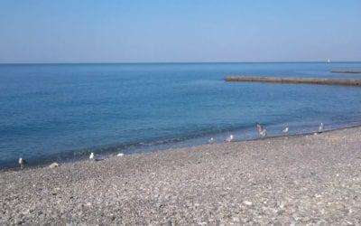 Пляж Спутник