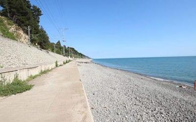 Нудистский пляж в Лазаревском – Солоники